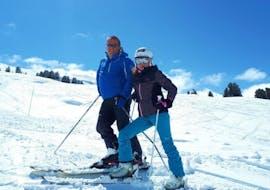 Skilessen voor volwassenen voor alle niveaus met Moonshot Ski School La Bresse
