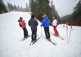 Cours particulier de ski Adultes - Vacances avec École de ski Moonshot La Bresse