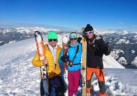 Private Ski Lessons for Adults of All Levels - Low Season avec ESI La Clusaz