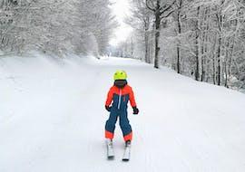 Premier Cours particulier de ski Enfants (4-7 ans) avec École de ski Moonshot La Bresse