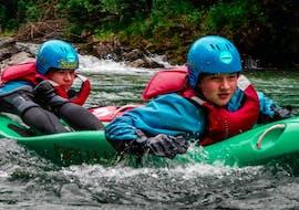 Bellyak Tour on the Savinja River with Funpark Menina - Savinja