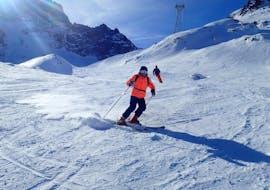 Cours particulier de ski pour Adultes - Tous niveaux avec ESI Monêtier Serre-Chevalier