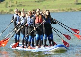 Rafting sportif à Blaichach avec Spirits of Nature Allgäu