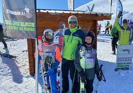 Kids are following Private Ski Lessons for Kids of All Ages - February with our partner EasySki Alpe d'Huez.