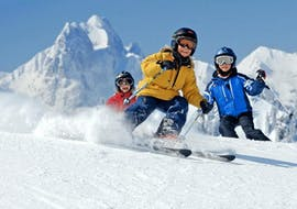 Private Ski Lessons for Kids of All Ages and Levels  with Schischule Pettneu