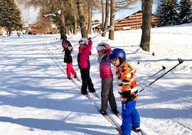 "Kids Ski Lessons ""Snowli Club"" (4-6 y.) - Max 5 with Swiss Ski School Crans-Montana"