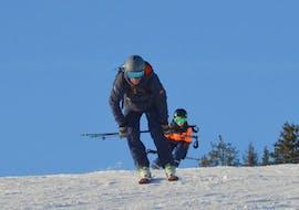 Cours particulier de ski Enfants dès 4 ans pour Tous niveaux avec Ski Sports School Mountainmind Söll