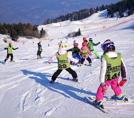 Kids Ski Lessons (3-5 y.) - Christmas