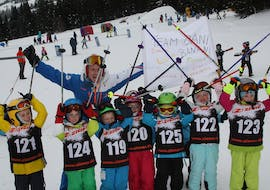 Kids Ski Lessons (3-12 y.) - All in One - Holidays with Ski & Snowboard School Ostrachtal