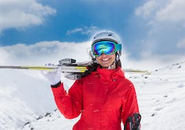 Teen Ski Lessons (13-18 y.) for All Levels - Holidays with Ski & Snowboard School Ostrachtal