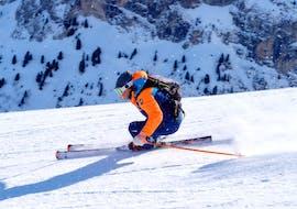Cours particulier de ski Adultes - Haute saison avec ESI First Tracks Courchevel