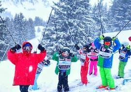 Cours de ski Enfants (7-17 ans) - Week-end avec École Suisse de Ski de Champéry