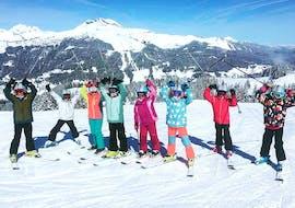 Kids Ski Lessons (5-13 y.) - Morning met Ski School Easy2Ride Avoriaz