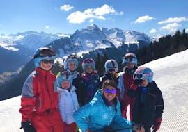 Kids Ski Lessons (5-13 y.) - Afternoon with Ski School Easy2Ride Avoriaz