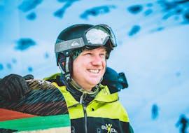Privé Snowboardlessen voor Kinderen en Volwassenen van Alle Niveaus met Ski School Bewegt Kaprun