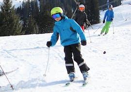 Cours particulier de ski Enfants - Saanenmöser & Schönried avec École Suisse de Ski de Zweisimmen