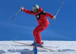 Cours de ski Enfants (6-16 ans) pour Skieurs avancés avec École Suisse de Ski de  Klosters