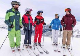 Cours de ski Adultes pour Tous niveaux avec École Suisse de Ski de  Klosters