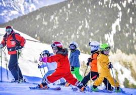 Cours de ski Enfants dès 3 ans pour Tous niveaux avec Skischule Olympic Hugo Nindl Axamer Lizum