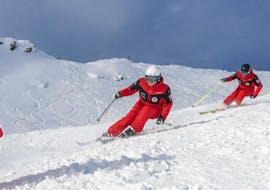 Cours particulier de ski Adultes pour Tous niveaux avec École Suisse de Ski de  Klosters