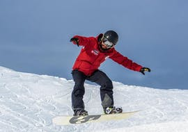 Cours de snowboard Enfants (dès 8 ans) pour Tous niveaux avec École Suisse de Ski de  Klosters