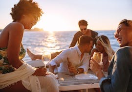 Private Sunset Boat Trip along the Coast of Sorrento with You Know! Boat Sorrento