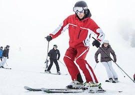 Cours de ski Adultes pour Débutants avec Skischule Fischer Oetz-Hochoetz