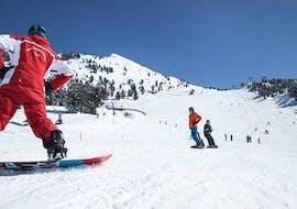 Cours de snowboard pour Débutants avec Skischule Fischer Oetz-Hochoetz