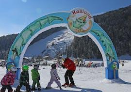 Cours de ski Enfants - Premier cours avec Skischule Ramsau