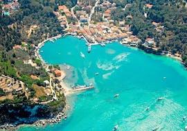 Boat Trip to Lakka-Paxos, Antipaxos & Blue Caves from Corfu with Corfu Cruises