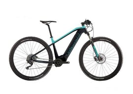 The sporty Hardtail E-Bike that you can hire with BikeIt! Bellagio & Varenna.
