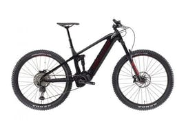 The modern full-suspension E-Bike that you can hire with BikeIt! Bellagio & Varenna.