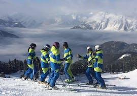 Cours de ski Adultes pour Tous niveaux avec Skischool MALI / MALISPORT Oetz