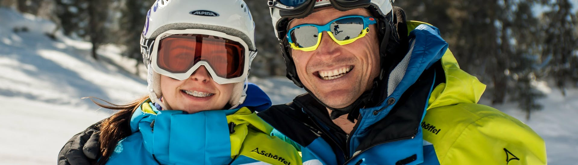 Private Off-Piste Skiing Lessons for All Levels avec Skischool MALI / MALISPORT Oetz - Hero image