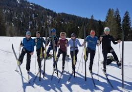 Cours de ski de fond dès 10 ans pour Tous niveaux avec Schneesportschule SnowPlus Balderschwang