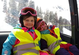 Cours de ski Enfants - Premier cours avec Ski School Total Fügen Hochfügen