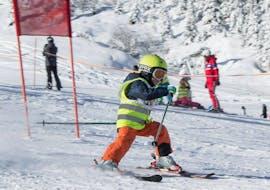 Kids Ski Lessons for Advanced Skiers (from 4 y)  with Ski School Total Fügen Hochfügen