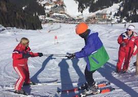 Cours de ski Adultes pour Débutants avec Ski School Total Fügen Hochfügen