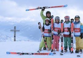 Cours de ski Enfants - Premier cours avec Ski School Snow Experts Pass Thurn