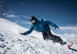 Private Snowboarding Lessons for Adults of All Levels with Stoked Snowsports School Zermatt
