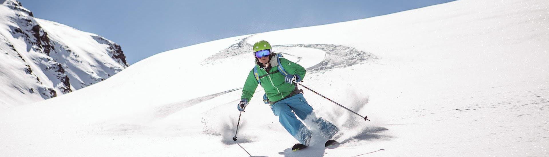 Private Off-Piste Skiing Lessons for All Levels avec Epic Lenzerheide - Hero image