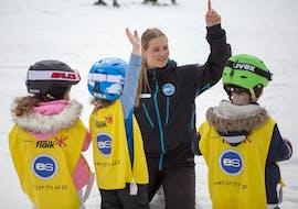Cours de ski Enfants (3-5 ans) avec European Snowsport Verbier