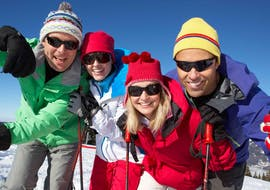 """Adult Ski Lessons """"4 Max"""" for All Levels with Adrenaline Ski School Verbier"""