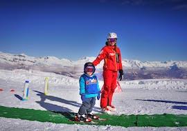 Private Ski Lessons for Kids of All Ages avec Neige Aventure Nendaz & Veysonnaz