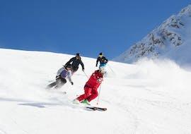 Cours de ski Ados et Adultes pour Tous niveaux avec École Suisse de Ski de Verbier