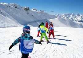 Kids Ski Lessons (6-13 y.) for All Levels met Swiss Ski School Verbier