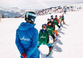 Cours de ski Enfants dès 4 ans pour Débutants avec Ski School Sebastian Keiler - Kaltenbach