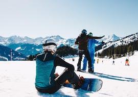 Privé snowboardlessen voor kinderen & volwassenen met Skischool Sebastian Keiler - Kaltenbach