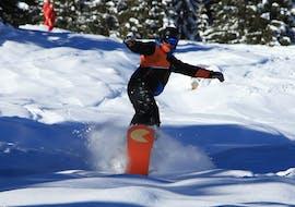 Snowboardlessen voor alle niveaus met Skischule Mittelberg