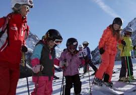 Cours de ski Enfants pour Débutants avec Skischule Mittelberg